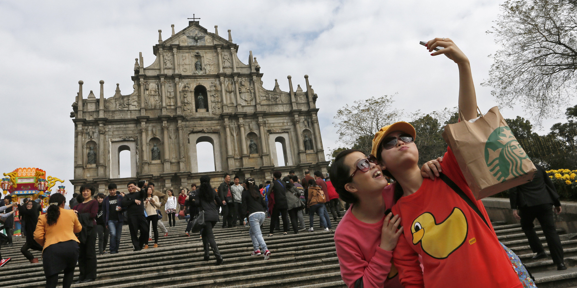 Chinese Tourism